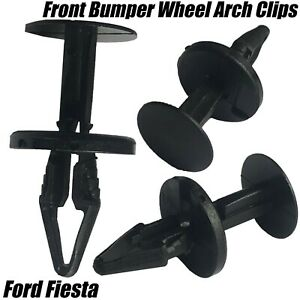 20x-Clips-For-Ford-Fiesta-Focus-Front-Bumper-Wheel-Arch-Lining-Splash-Guard