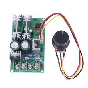 Dc-10V-60V-Pwm-Rc-Motor-Speed-Control-Regulator-Controller-Switch-Module-20A-FE