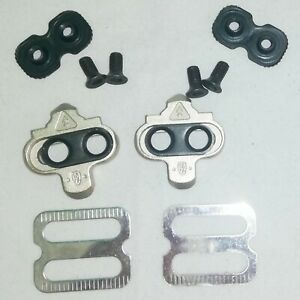 RITCHEY-PRO-CLEATS-FOR-V4-V5-MTB-PEDALS-Silver