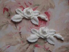 SHABBY/&CHIC ROSES FURNITURE APPLIQUES ONLY  .99 CENTS WHOLESALE EVERYDAY!!