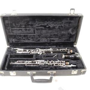 Selmer-Paris-Wood-English-Horn-SN-03432-EXCELLENT-WOW