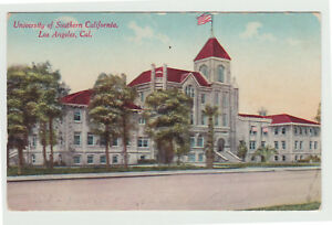 1910 Old College, University of Southern California, Los Angeles USC CA |  eBay