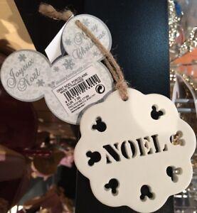 ORNT-Ornament-NOEL-PORCELAINE-Porcelain-Christmas-Disneyland-Paris