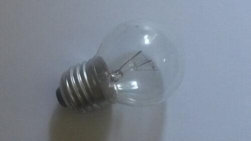 50 pièces Ampoules Ampoule e27 Clair Goutte 25 40 60 watt Lampe Goutte