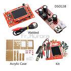 "Assembled DSO138 2.4"" TFT Digital Oscilloscope Kit DIY Module + Probe Case"