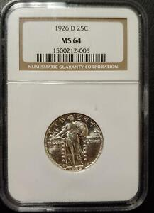 1926-D-STANDING-LIBERTY-QUARTER-NGC-MS-64-005