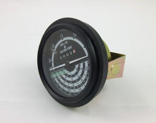 Cuentarrevoluciones velocímetro tractor metros 32km//h compatible con John Deere 20er 30er serie