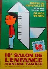 Affiche - 18ème Salon de l'Enfance