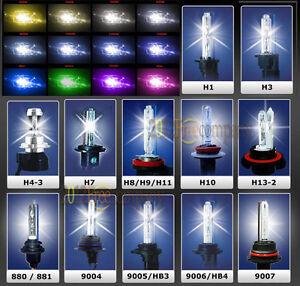 HID-Bi-Xenon-light-bulbs-H1-H3-H7-9005-9006-H8-H9-H10-880-881-Hi-Low-H4-H13-9004
