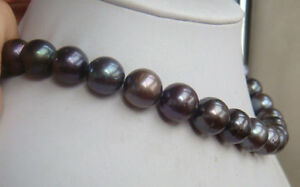Huge18-13-15MM-NATURAL-SOUTH-SEA-GENUINE-BLACK-NUCLEAR-PEARL-NECKLACE