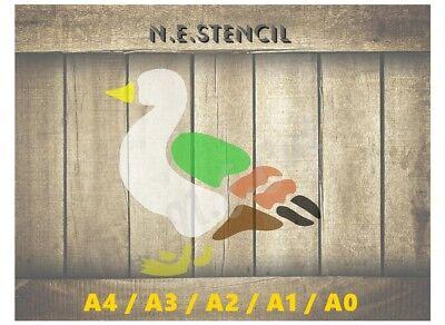 Beautiful Stag Running Wild Stencil A4//A3//A2//A1//A0 350 micron STAG030