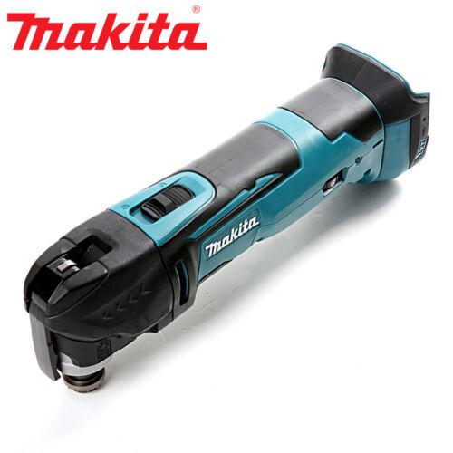 Makita DTM51Z 18 V Outils Multifonction LXT Sans Clé Changement de lame 1 x 3.0 Ah Batterie