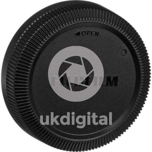Fujifilm Rlcp - 001 Capuchon à Lentille Arrière Pour Fujifilm X Mount Surface LustréE