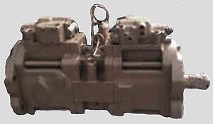 Kawasaki K3V112DT Hydrostatic Pump (Typical) Repair
