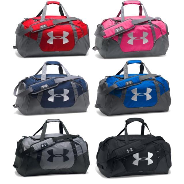 Under Armour UA Undeniable 3.0 Large Duffle Bag All Sport Duffel Gym Bag