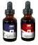 thumbnail 1 - Vitalee Colloidal Combo Pack of ionic minerals & vitamins  (2X 60ml)