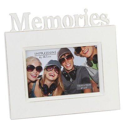 Memories Family or Friends Photo Frame Picture Gift Portrait 6x4 FW992MEM
