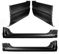 1988-1998 Chevy & GMC C/K Pickup Truck Ext. Cab Rocker Panel & Cab Corner Kit