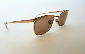 1960-1970s-AUTHENTIC-RODENSTOCK-1-20-12-KARAT-GOLD-FILLED-SMALL-SUNGLASSES