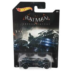 NUOVO-HOT-WHEELS-BATMAN-CAVALIERE-DI-ARKHAM-BATMOBILE-Modellino-Auto-6-6