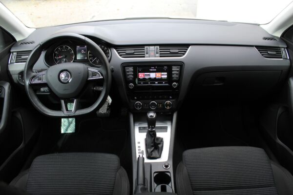 Skoda Octavia 1,4 TSi 150 Style Combi DSG - billede 5