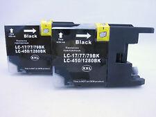 LC79BK XXL Black Ink Cartridge for Brother MFC-J6910DW J6510DW J6710DW J825 J835
