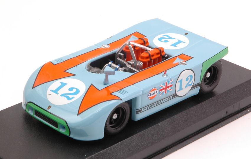 Porsche 908-03  12 winner Targa Florio 1970 J. Siffert b. rojoman 1 43 Model
