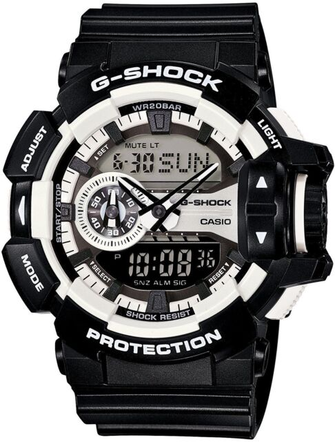 a6ba73e6e31 Casio G-shock Ga-400-1ajf HYPER Colors Watch EMS SPEEDPOST From ...
