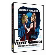 The Velvet Vampire (DVD, 2007) Michael Blodgett-Sherry Miles-1971-cult horror