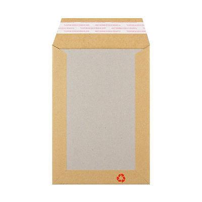 750 CD C6 A6 Board Backed Hard Back Posting Peel and Seal Envelopes 190mm 140mm