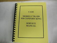 Case  730 830 930 Confort King Tractor Service Manual
