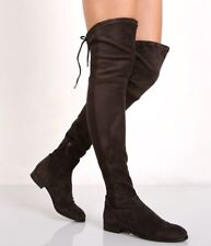 42f3a70c698 Dolce Vita Neely Shoes Black Suede Over The Knee BOOTS 6.5 M for ...