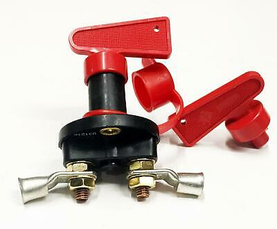 Car Van Lorry 12V Battery Saver Isolator with Two Copper Tube Connectors 50mm²