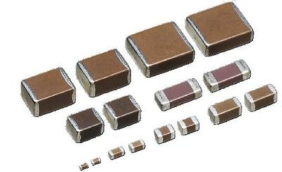 1206 Size NPO Ceramic Capacitor 100pcs LOT Value of Your Choice See Description