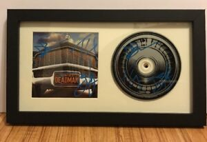 Image Is Loading Theory Of A Deadman Framed Gasoline Autograph Signed