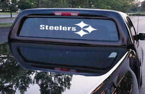 Pittsburgh-Steelers-Vinyl-Car-Truck-DECAL-Window-STICKER-Pick-Size-amp-Color