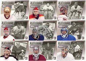 2007-08-In-The-Game-Between-The-Pipes-Flashbacks-10-Card-Insert-Set