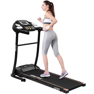 Merax 1.5HP Folding Electric Motorized Treadmill - (MS039013)