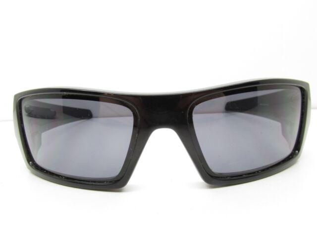 5c19a2c9b320c Oakley Gascan 03-471 Black Frame Gray Lenses Sunglasses USA for sale ...