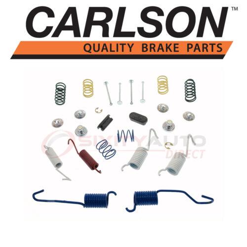 Carlson Rear Drum Brake Hardware Kit for 1982-2003 Chevrolet S10 Shoe yp
