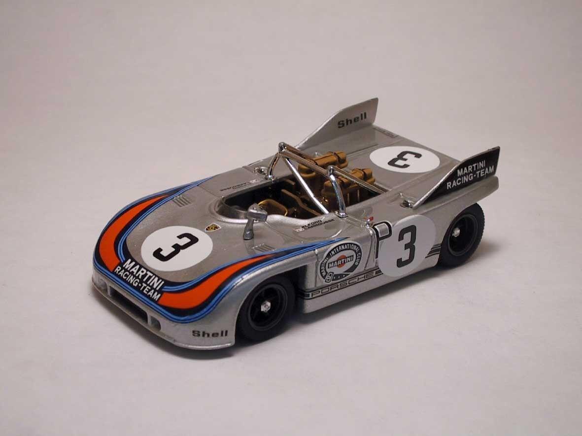 PORSCHE 908 2  3 WINNER NURBURGRING 1971 Elford Larrousse 1 43 Model