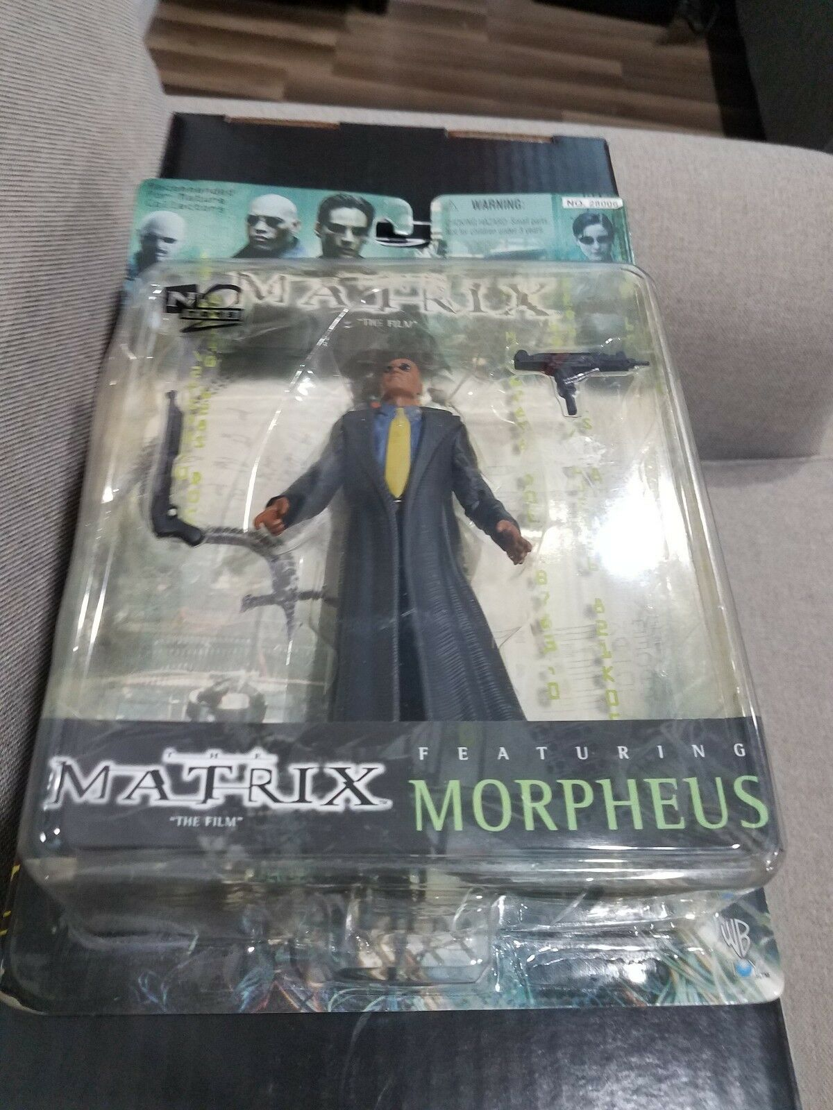 MORPHEUS The Matrix 1999 WB 6