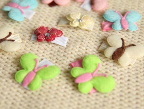 Baby Haarspange Schmetterling Clips