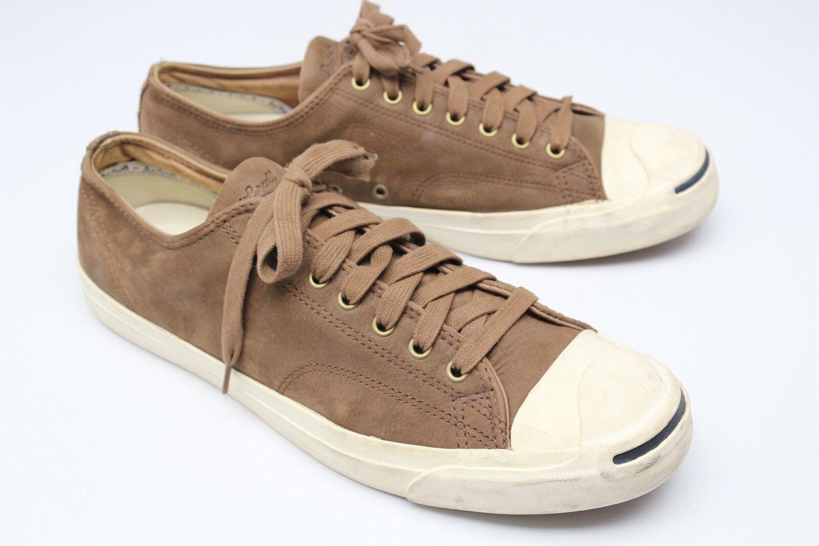 converse jack purcell 13 mode cuir chaussures en 125234c daim à faible 125234c en moka 7b4a87