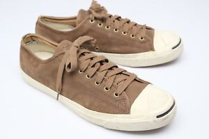 6601c171b86c Image is loading Converse-Jack-Purcell-13-Lifestyle-Mocha-Brown-Suede-