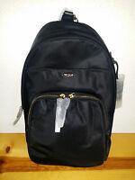 $225 Womens Tumi Brive Sling Backpack Black