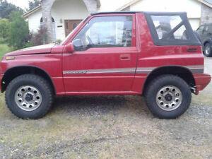 Suzuki Sidekick Replacet Soft Top 88 89 90 91 92 93 94   eBay