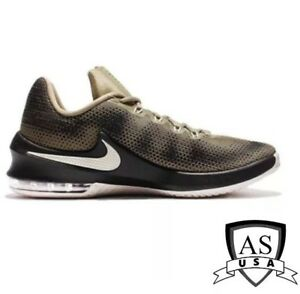 Homme Nike Air Max Infuriate Low 852457 200 Basketball Chaussures  Taille 8