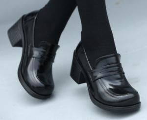 8f3d3da661c Womens Pu Leather Oxford Style Loafer Slip On Vintage Retro Block ...