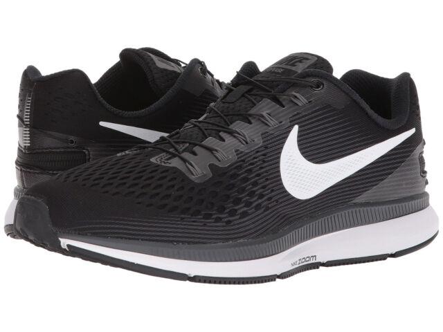 ed13e44f34c9e Nike Men s Air Zoom Pegasus 34 Flyease Running Shoes Sz 13 4e X Wide ...
